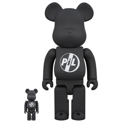 BE@RBRICK PIL 100% & 400%《Planned to be shipped in late June 2019》