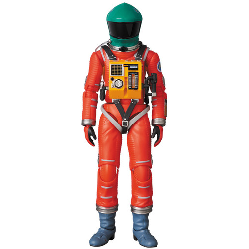 MAFEX SPACE SUIT GREEN HELMET & ORANGE SUIT Ver.《Planned to be shipped in late December 2019》
