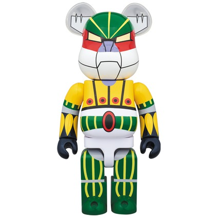 BE@RBRICK Koutetsu Jeeg 1000%《Planned to be shipped in late May 2018》