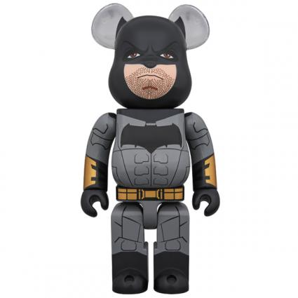 BE@RBRICK BATMAN(JUSTICE LEAGUE Ver.) 1000%《Planned to be shipped in late July 2018》