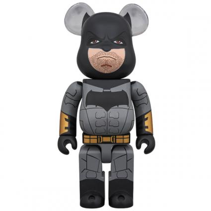 BE@RBRICK BATMAN(JUSTICE LEAGUE Ver.) 400%《Planned to be shipped in late July 2018》