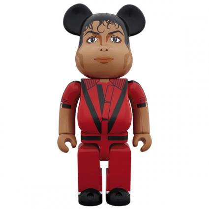 BE@RBRICK Michael Jackson Red Jacket 1000%《Planned to be shipped in late July 2019》