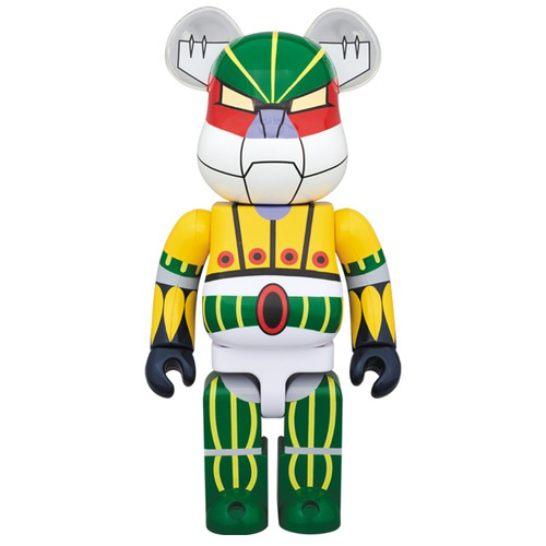 BE@RBRICK Koutetsu Jeeg 400%《Planned to be shipped in late May 2018》
