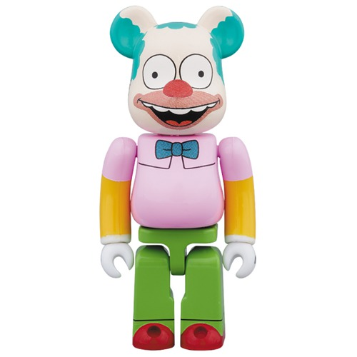 BE@RBRICK krusty the clown 100%《Planned to be shipped in spring 2017》