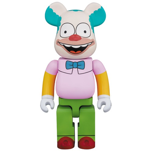 BE@RBRICK krusty the clown 400%《Planned to be shipped in spring 2017》