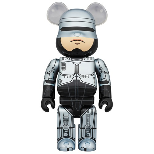 BE@RBRICK ROBOCOP 1000%《Planned to be shipped in late May 2018》