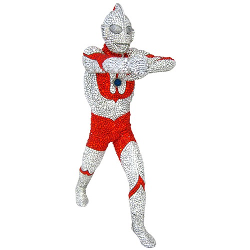 ULTRAMAN Ultra slash Swarovski《Planned to be shipped in late March 2017》