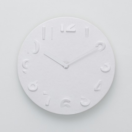 Fade clock // kamimitate