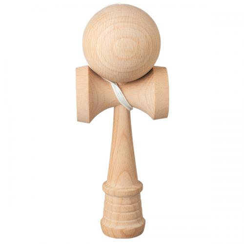Wooden Kendama made by KARIMOKU