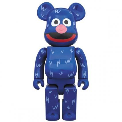 BE@RBRICK GROVER 400%《Planned to be shipped in late August 2019》