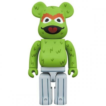 BE@RBRICK OSCAR THE GROUCH 1000%《Planned to be shipped in late August 2019》