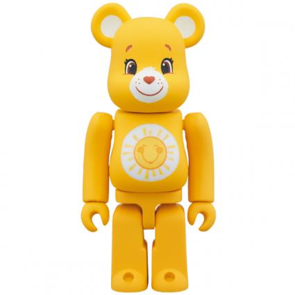 BE@RBRICK Funshine Bear(TM)100%《Planned to be shipped in late August 2018》