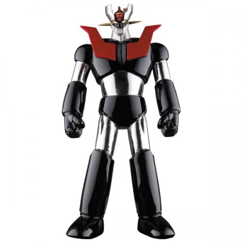 Lacquered Sofubi Mazinger Z with Platinum Finish《Planned to be shipped in late December 2017》