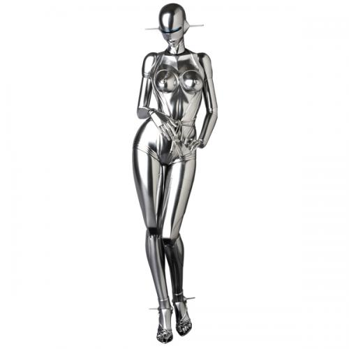 Hajime Sorayama _sexy Robot standing model _A【Planned to be shipped in late October 2015】