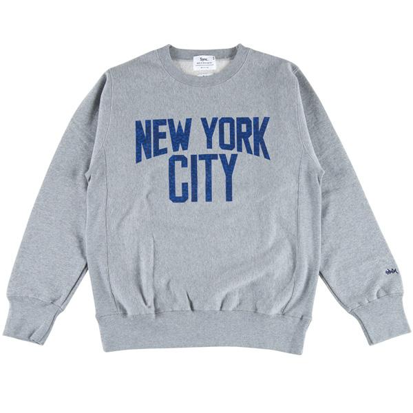 Souvent NECK SWEAT NEW YORK CITY JR33