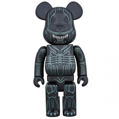 BE@RBRICK WARRIOR ALIEN 1000%