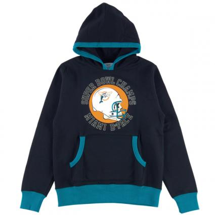 PULLOVER HOODED MIAMI CHAMPS