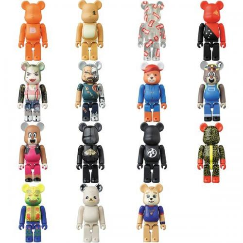 BE@RBRICK SERIES 39《Planned to be shipped in late December 2019》