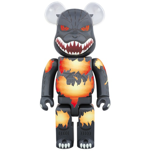 BE@RBRICK GODZILLA (DESGODZI burning ver.) 400%