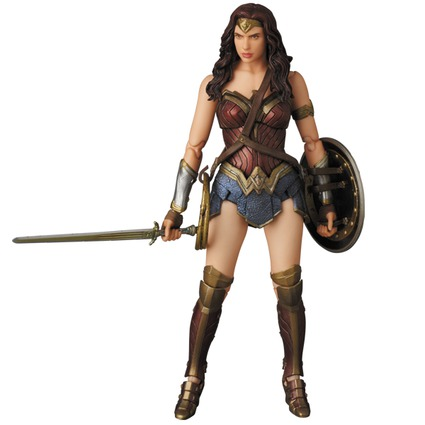 MAFEX WONDER WOMAN(TM)【Planned to be shipped in November 2016】