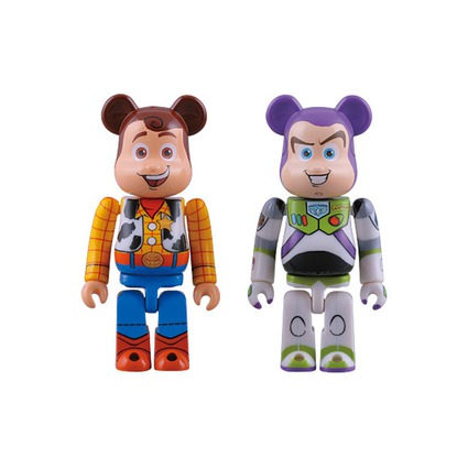 Buzz Lightyear & Woody two pack-set
