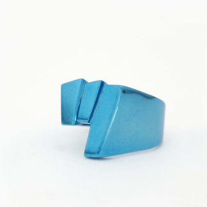 SFX ring「tsu」 color BLUE【Pre-Order】 // RGB Laboratory