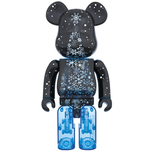2015 Xmas BE@RBRICK Christmas Tree 400%