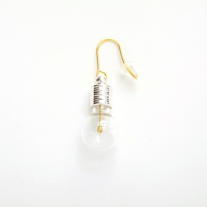 light bulb series / pierce // Accessories / Tableware