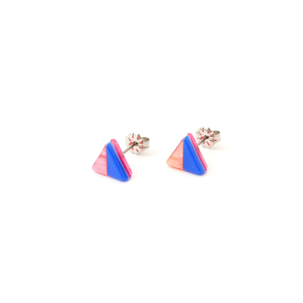 Re:Acryl pierce(triangle)-big-