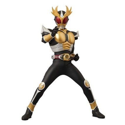 RAH Kamen Rider Agito Ground Form (Renewal Ver.)
