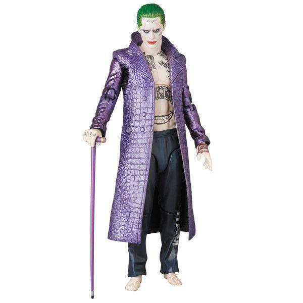 Suicide Squad Joker Halloween Costume.Mafex The Joker Suicide Squad