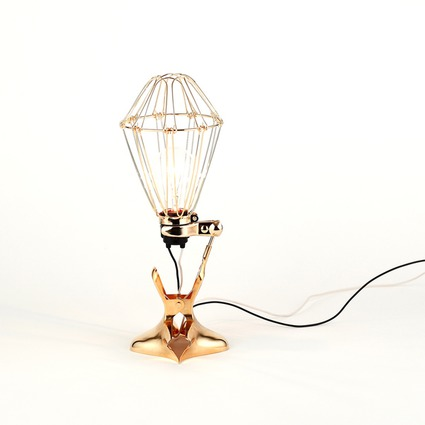 Reconstruction Lamp // kyouei design