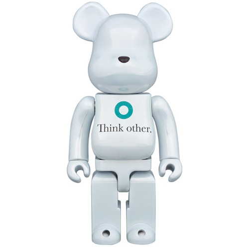 BE@RBRICK i am OTHER 400%