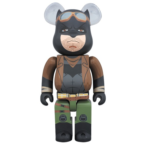 BE@RBRICK KNIGHTMARE BATMAN 400%《2017年6月発売・発送予定》