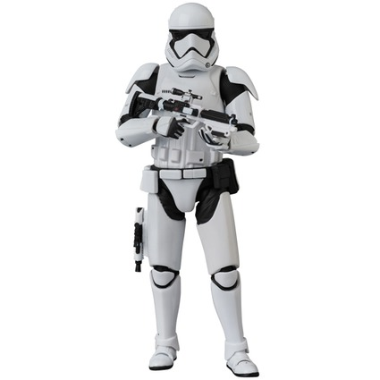 MAFEX FIRST ORDER STORMTROOPER(TM)(THE LAST JEDI Ver.)《2018年8月発売予定》