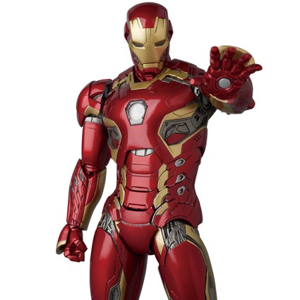 MAFEX IRON MAN MARK45