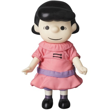 UDF PEANUTS VINTAGE Ver. Lucy(CLOSED MOUTH)《2018年3月発売予定》
