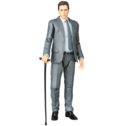 MAFEX BRUCE WAYNE(『The Dark Knight Trilogy』版)《2019年4月発売予定》