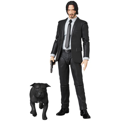 MAFEX JOHN WICK(R)(CHAPTER2)《2019年6月発売予定》