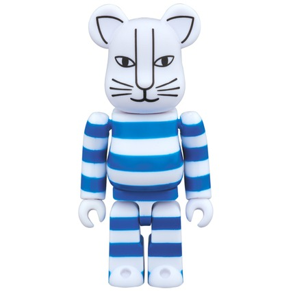 "BE@RBRICK ""MIKEY"" BLUE Ver. 100%"