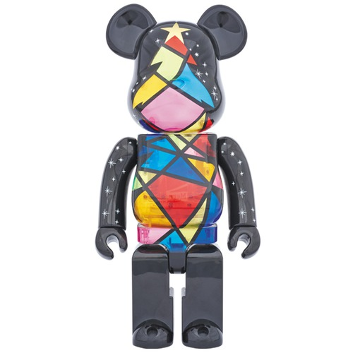 2016 Xmas BE@RBRICK Stained-glass tree Ver. 1000%(直営店限定モデル)