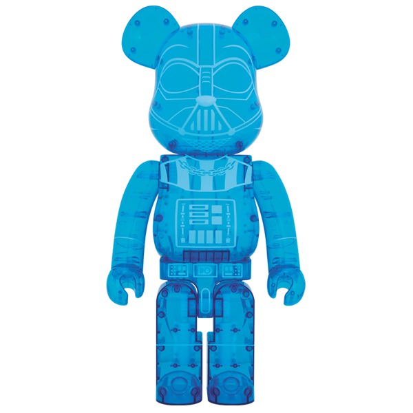 BE@RBRICK DARTH VADER(TM) HOLOGRAPHIC Ver.1000%