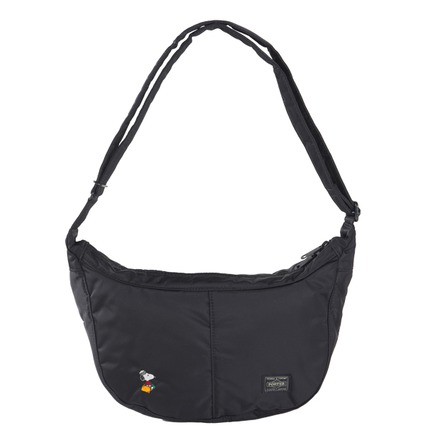 JOE PORTER ROUND SHOULDER BAG