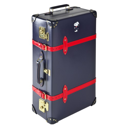 "GLOBE-TROTTER 30"" Extra deep suitcase"