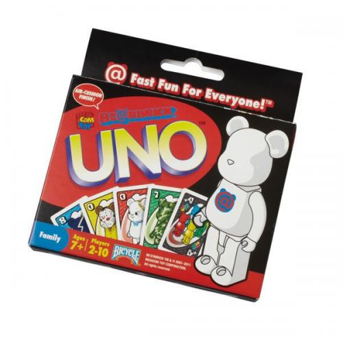 BE@RBRICK UNO(TM) CARD GAME