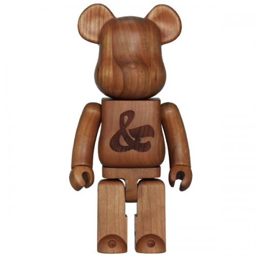 "BE@RBRICK KARIMOKU ""HOUSE INDUSTRIES"" 400%"