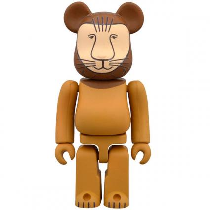BE@RBRICK 100% 'LION'
