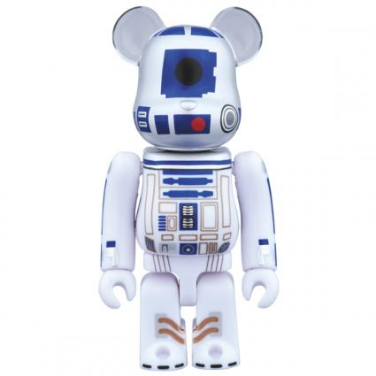 BE@RBRICK R2-D2(TM) (STAR WARS(TM) 40th Anniv. Ver.)《2017年5月中旬発送予定》