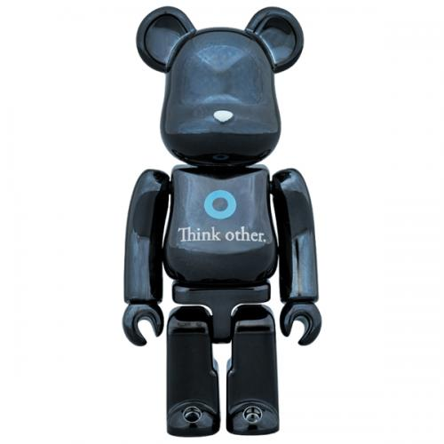 BE@RBRICK i am OTHER BLACK Ver.100%