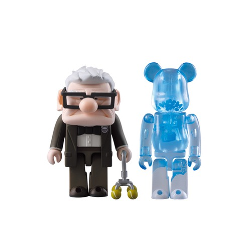カールじいさん KUBRICK & BE@RBRICK SET